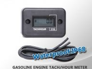 Digital Hour Meter Tachometer Basic